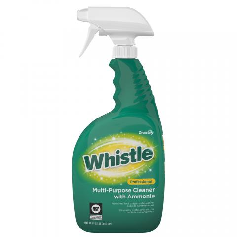 floorscience whistle professional multi purpose cleaner with ammonia. Black Bedroom Furniture Sets. Home Design Ideas